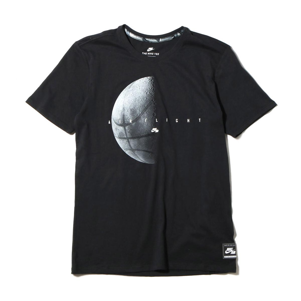 NIKE AS M NK AIR TEE 2 (나이키 에어 T셔츠 2) (BLACK/BLACK) 17 SU-I