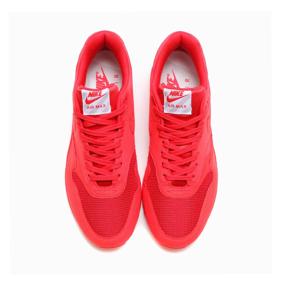 NIKE AIR MAX 1 PREMIUM (나이키 에어 막스 1 프리미엄) (UNIVERSITY RED/UNIVERSITY RED) 17 SU-I