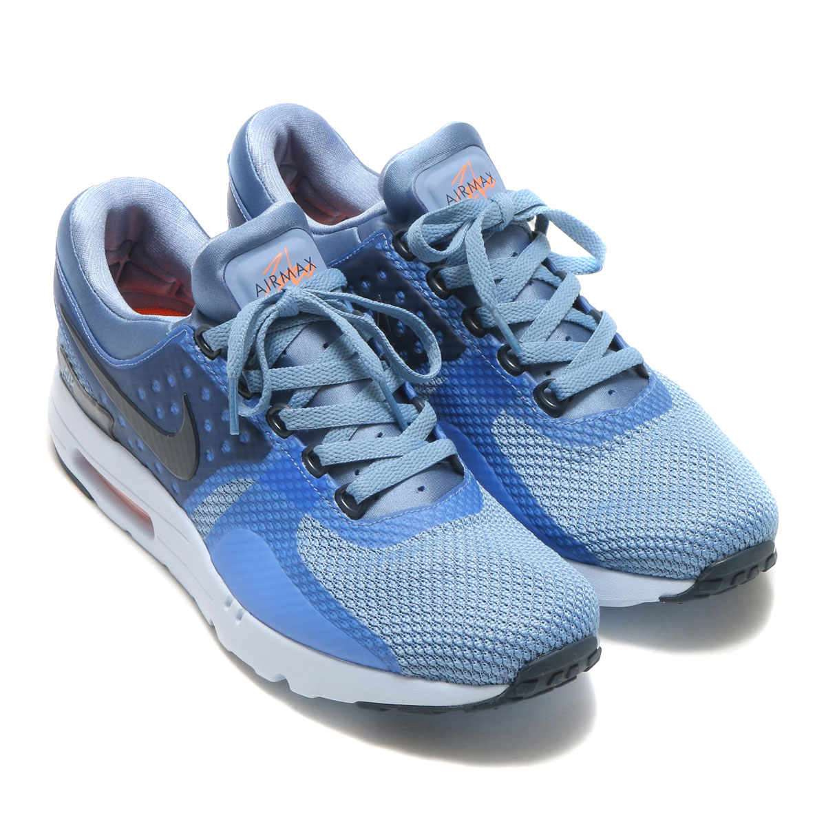 RUNNING NIKE AIR MAX ZERO Essential work blue Armory Navy Blue Tint Tart