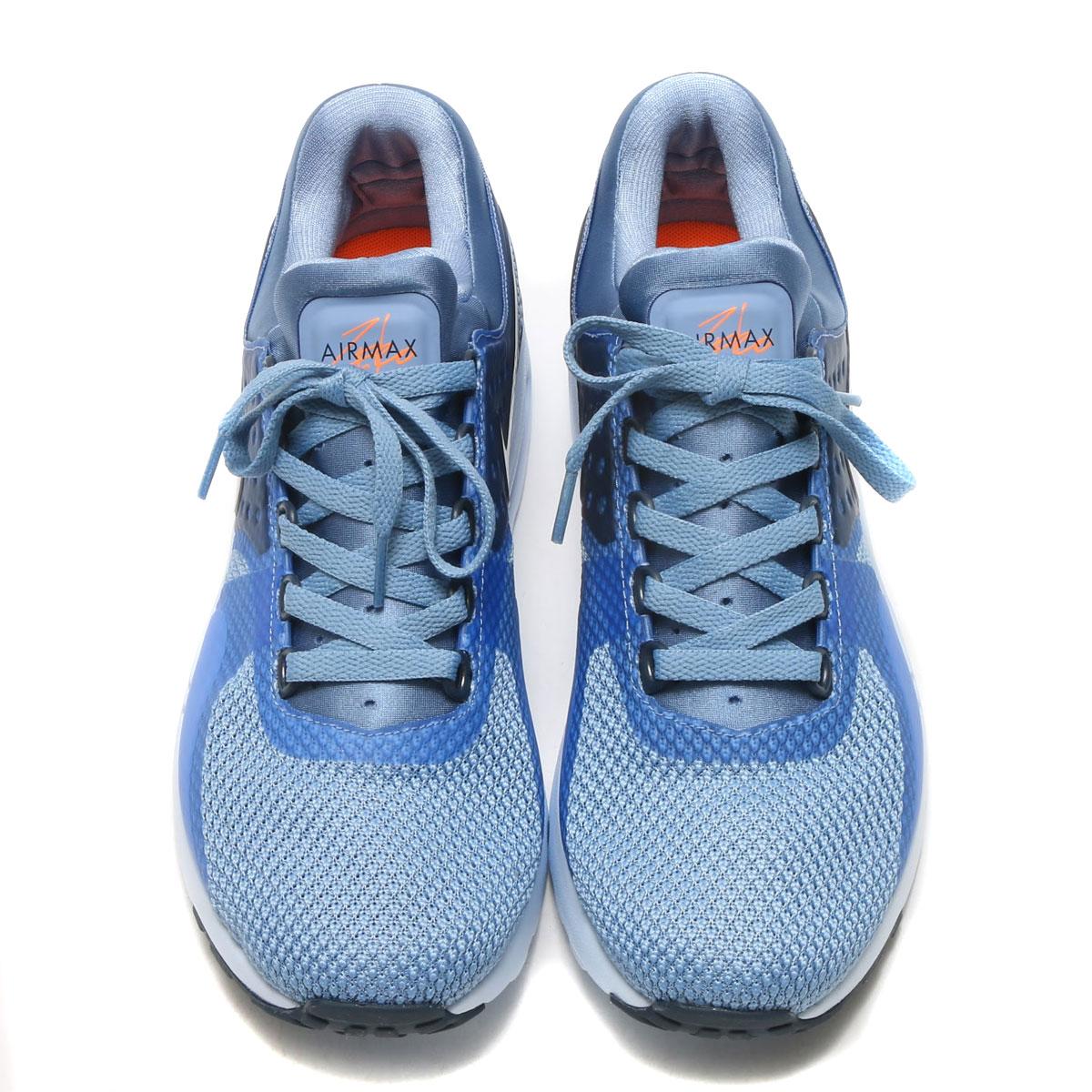 Nike Running Air Max Zero Essential Work Blue Armory Navy Blue Tint Tart