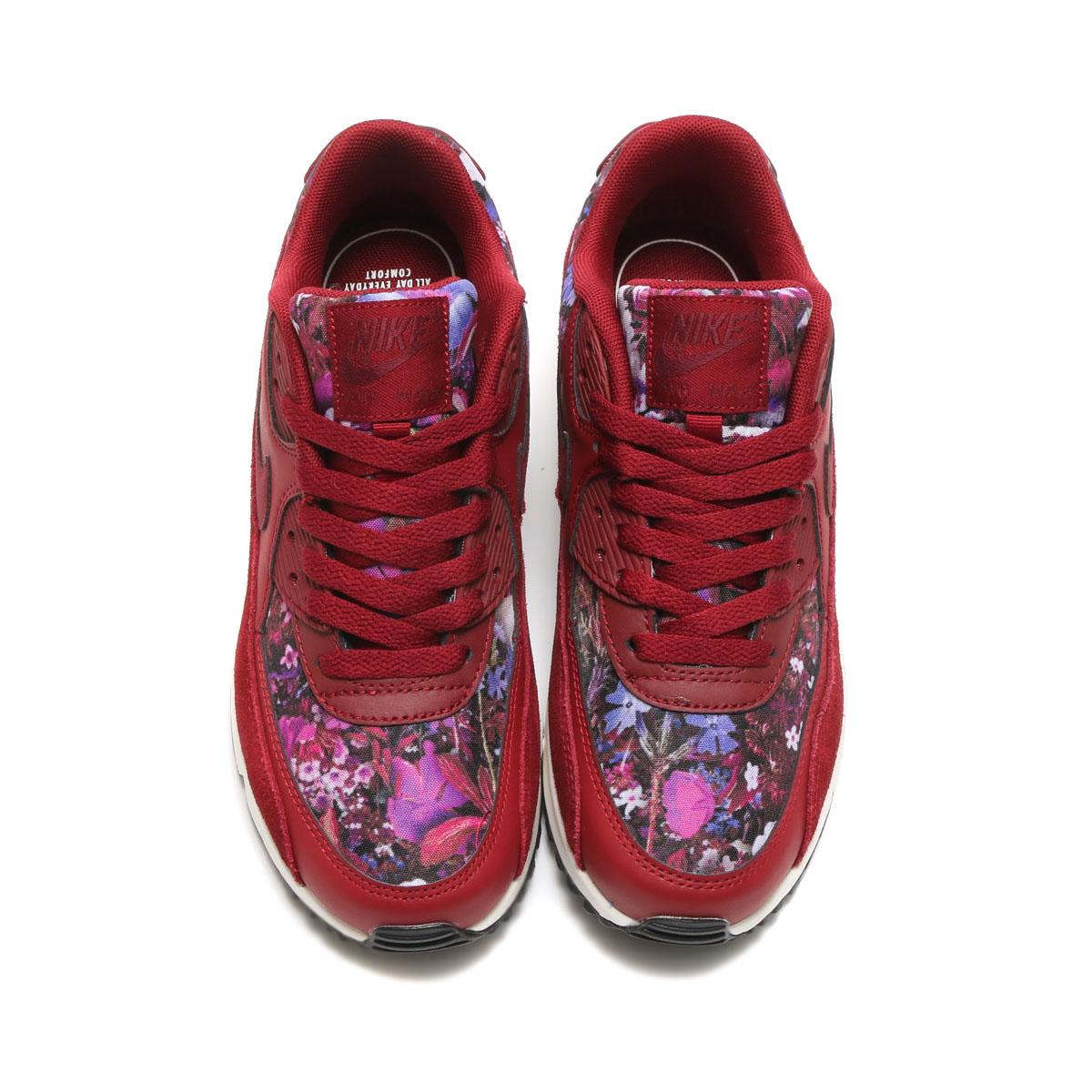 Nike Wmns Air Max 90 SE Womens Team Red