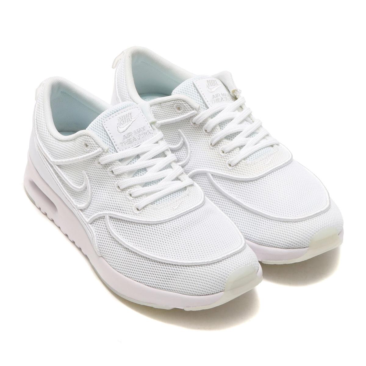 design intemporel c000c 57b66 ★SALE ★ NIKE WMNS AIR MAX THEA ULTRA SI (Nike women Air Max Shea ultra SI)  WHITE/WHITE-WOLF GREY 17SU-I