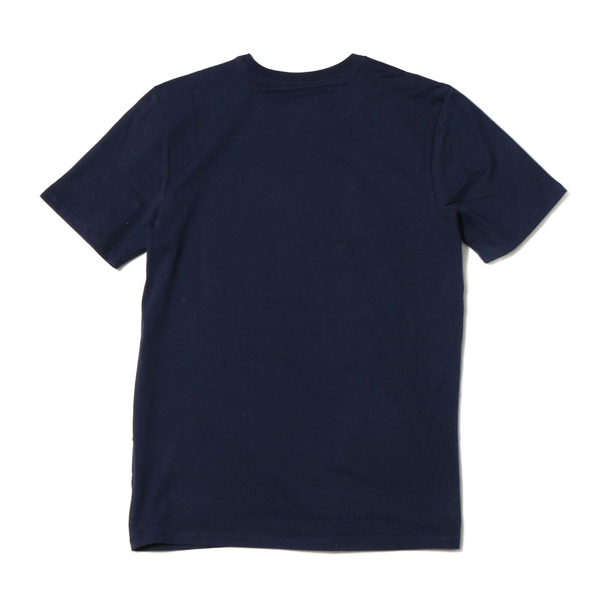 NIKE KISS MY AIR S/S TEE (Nike kiss Mai air S/S T-shirt) (OBSIDIAN) 17SP-S
