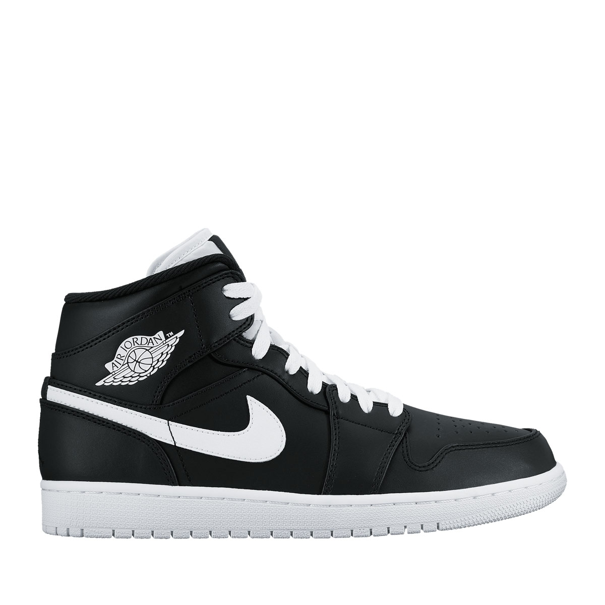 68f75933a19a16 MID cut version of Air Jordan 1 who it was first sig nature shoes of Michael  Jordan
