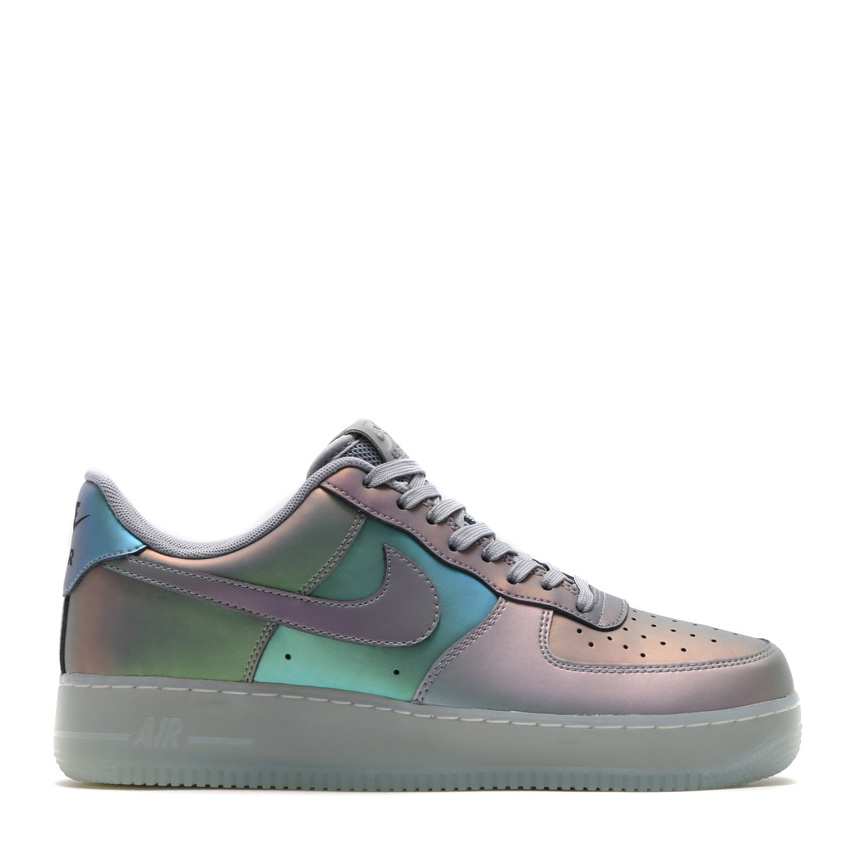 NIKE AIR FORCE 1 '07 LV8 (나이키 에어포스 1 07 LV8) (ANTHRACITE/ANTHRACITE-STEALTH) 17 SU-S