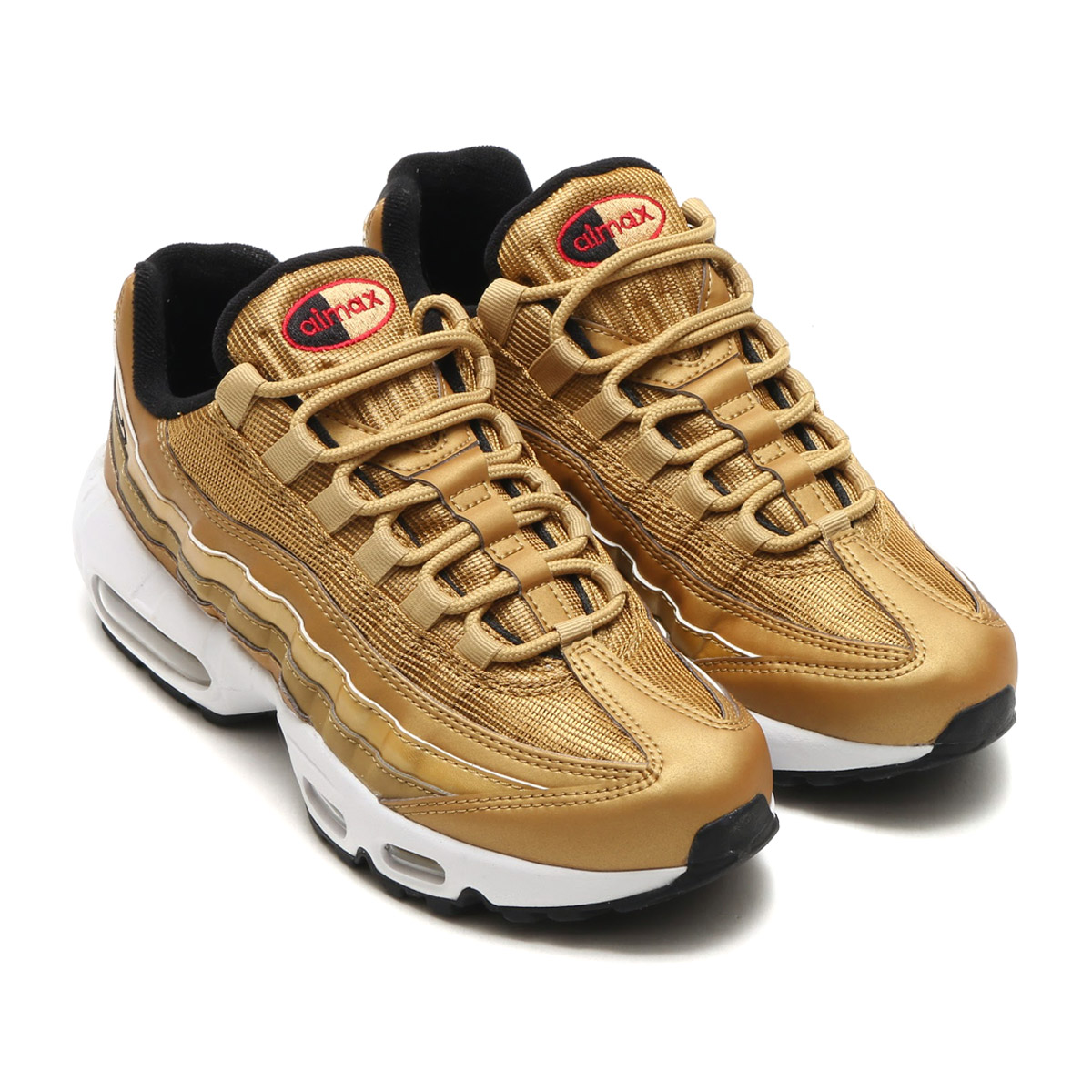best cheap 7df36 cab09 Buy air max 95 gold   up to 66% Discounts
