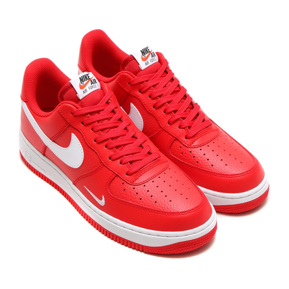 423cd43e4948 atmos pink  NIKE AIR FORCE 1 (Nike air force 1 07) UNIVERSITY RED WHITE- WHITE-BLACK 17FA-I
