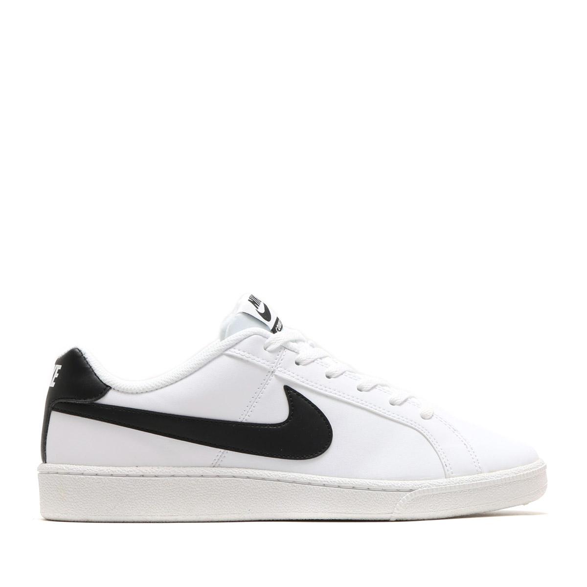 86beae7e0 atmos pink: NIKE COURT ROYALE SL (Nike coat royal SL) WHITE/BLACK ...