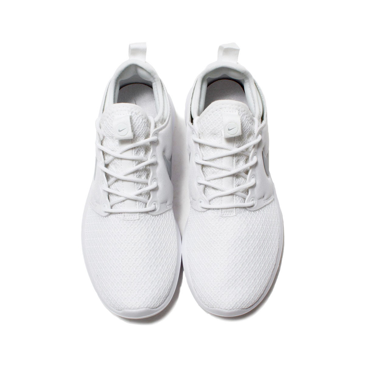 5fe0c32915a51 NIKE W ROSHE TWO (ナイキウィメンズローシ 2) WHITE WHITE-WOLF GREY 17FA-I