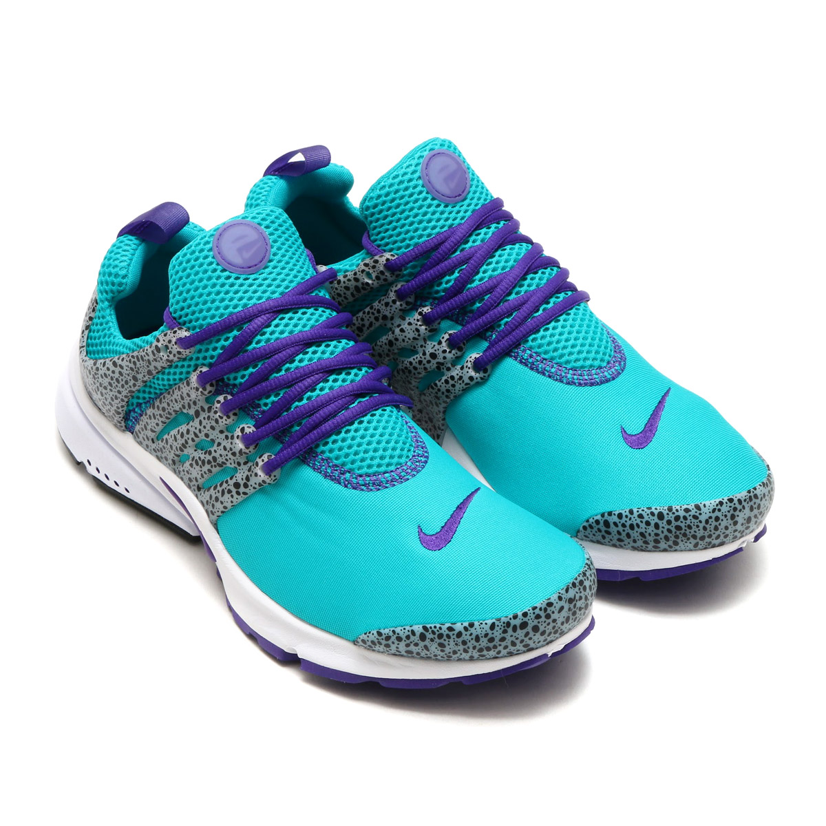 NIKE AIR PRESTO QS(ナイキ エア プレスト QS)(TURBO GREEN/COURT PURPLE-PURE PLATINUM)17SU-S