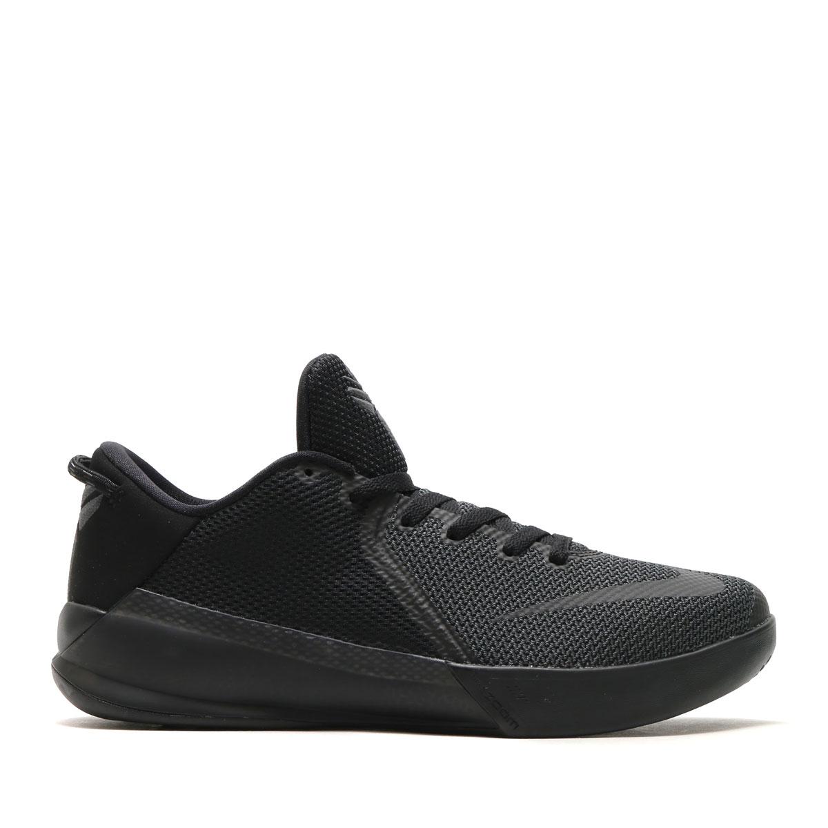 c3e8e44bc5f6 NIKE ZOOM KOBE VENOMENON 6 EP (Nike zoom Corby beno Menon 6 EP) BLACK BLACK-WHITE  17FA-I