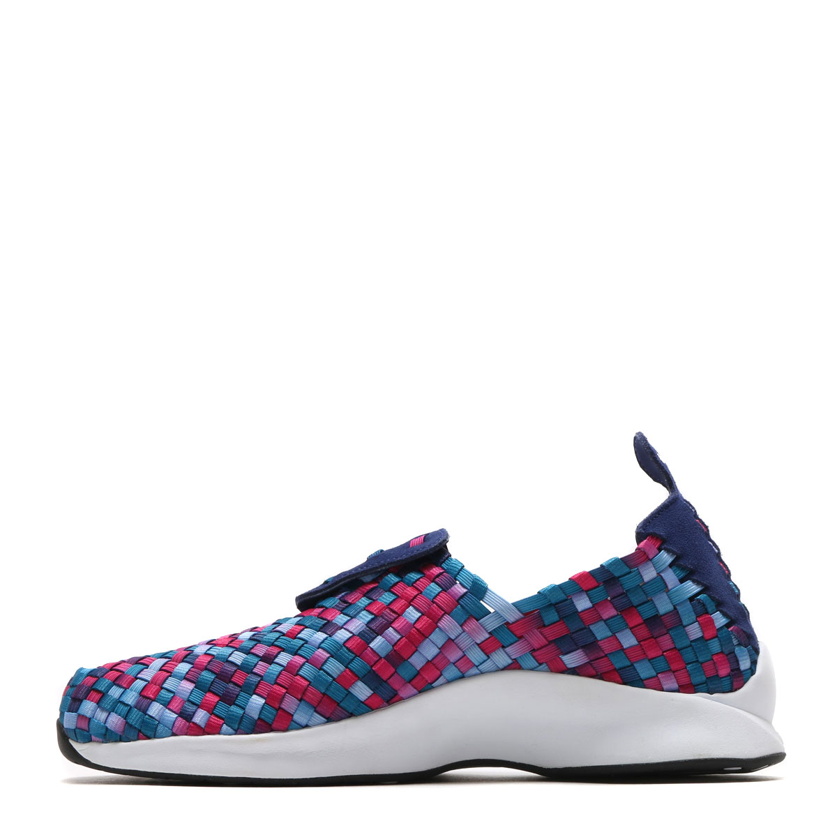 NIKE AIR WOVEN PRM (나이키에아워분프레미암) (BINARY BLUE/WHITE-GREEN ABYSS) 17 SU-S