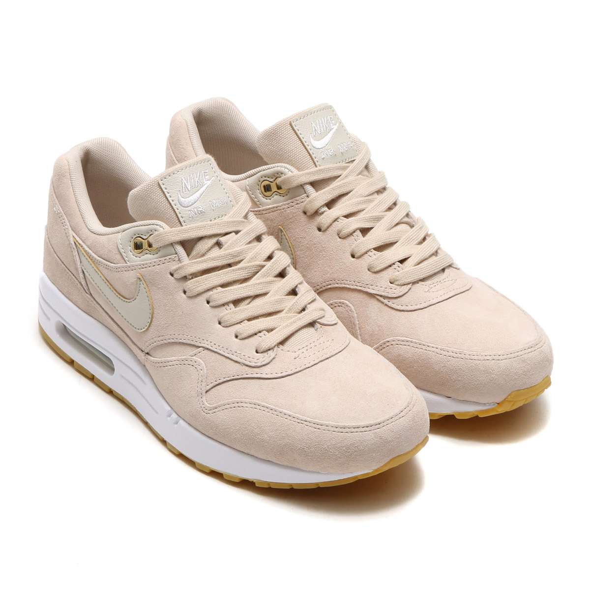 nike air max 1 ladies beige