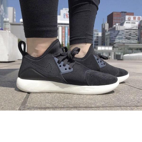 Nike Lunarcharge Premium Women Black