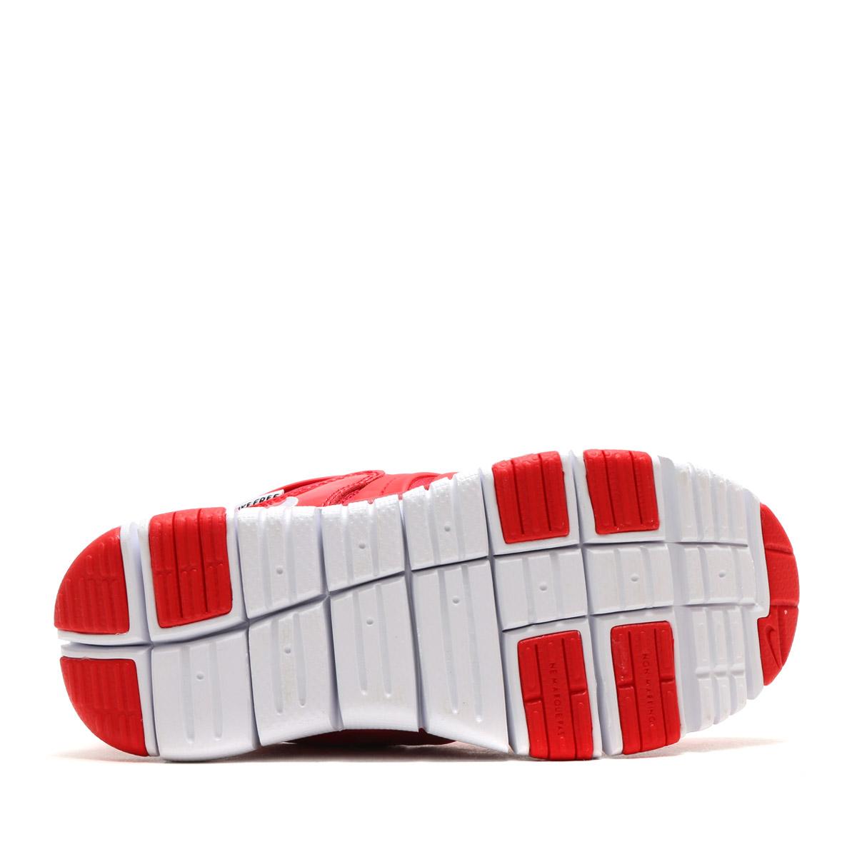a5c80e90279b NIKE DYNAMO FREE (PS) (Nike dynamo-free PS) TOUGH RED WHITE-UNIVERSITY RED  17FA-I