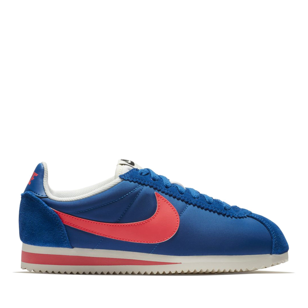 separation shoes cfdd6 e1c1a ... discount code for nike wmns classic cortez nylon blue jay solar red  sail 17fa i 40089