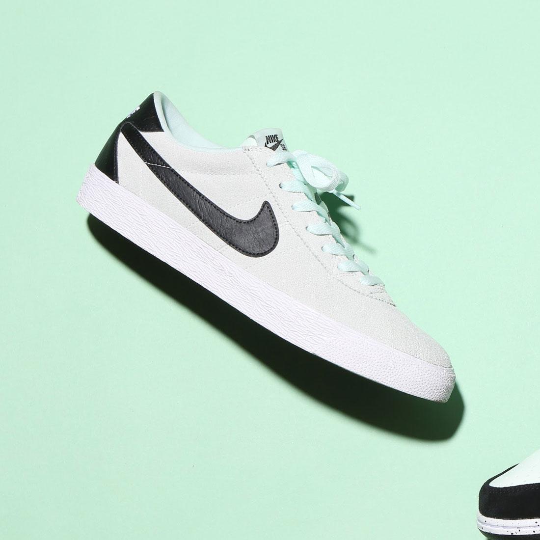 sports shoes 53cea 55b5f NIKE SB BRUIN ZOOM PRM SE (Nike Nike SB bulldog in zoom premium SE) (BARELY  GREENBLACK-WHITE-BLACK) 17FA-S