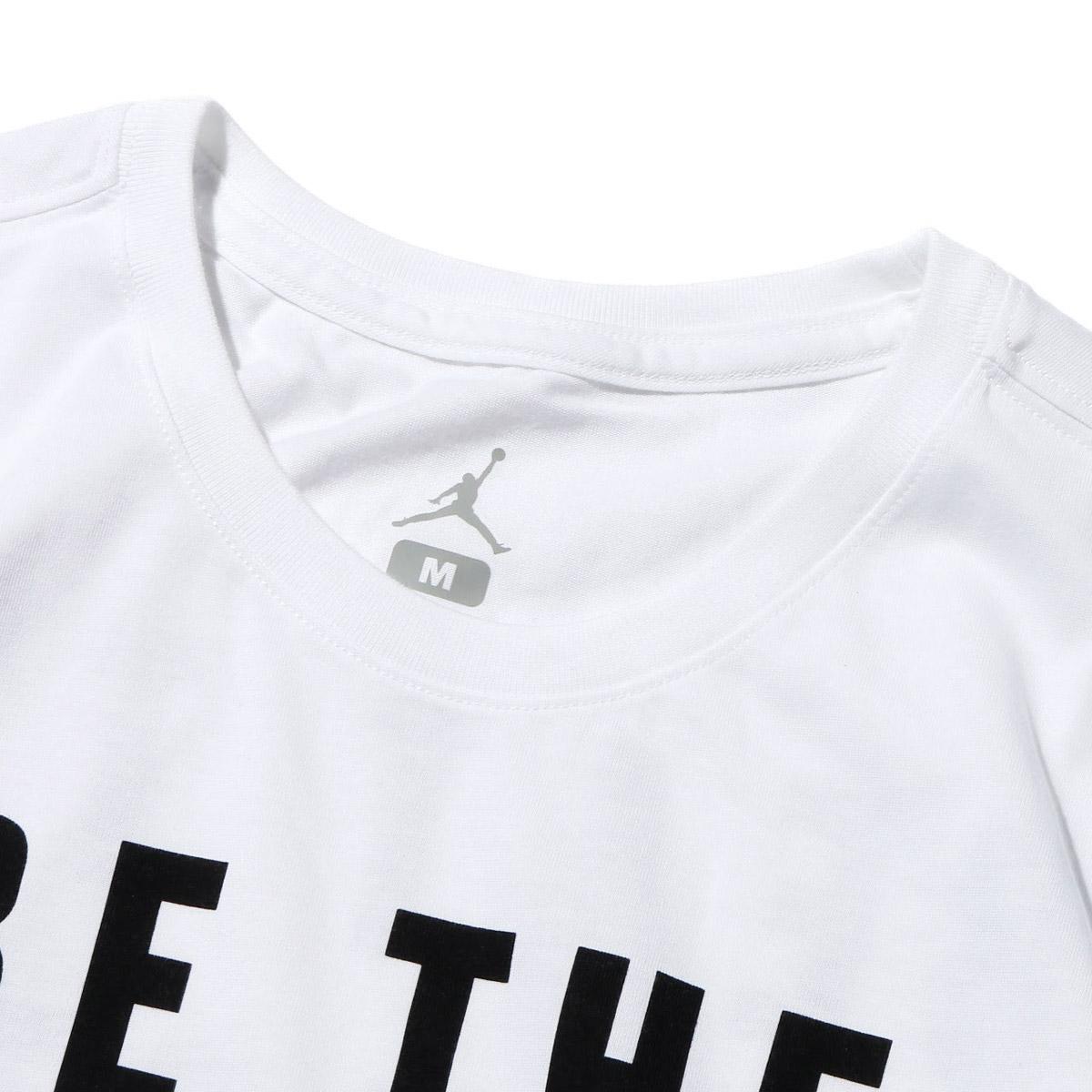 763e6d485fa036 NIKE BEAT THE BEST DRI-FIT TEE (Jordan BEAT THE BEST S ST shirt) WHITE UNIVERSITY  RED 17FA-I