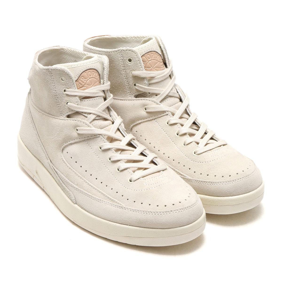 824ef17bcb4dc3 NIKE AIR JORDAN 2 RETRO DECON (Nike Air Jordan 2 nostalgic DECON)  (SAIL SAIL-BIO BEIGE) 17FA-S