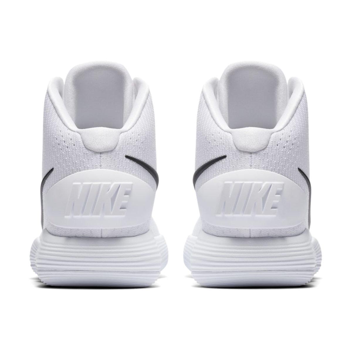 in stock 4fcee abe84 NIKE HYPERDUNK 2017 TB (Nike hyper dunk 2017 TB) WHITE BLACK 17FA-I