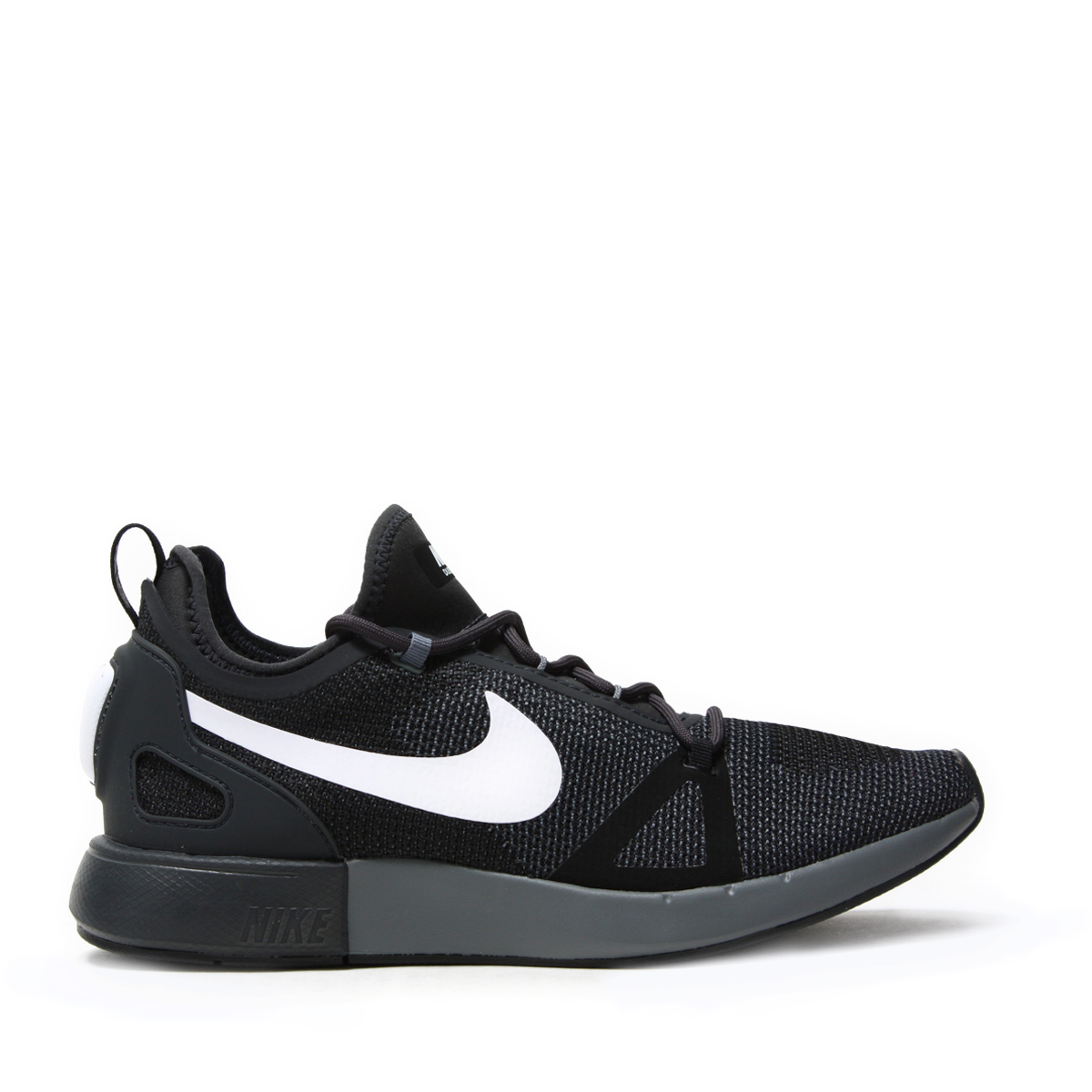 NIKE DUEL RACER (ナイキデュエルレーサー) (BLACK WHITE-ANTHRACITE-COOL GREY) 17FA-S 250dd0c6e