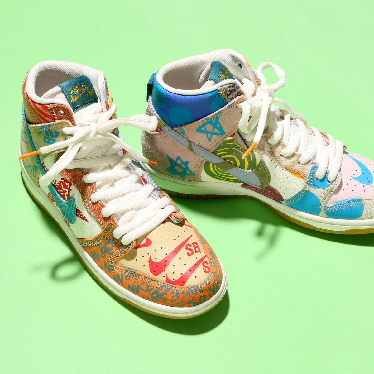 los angeles 1ab2a e17d9 The shoes which the Nike SB zoom dunk HIGH premium improved out sole to a  base in the dunk-style that was Aiko Nic of Nike, and raised a grip power  and ...