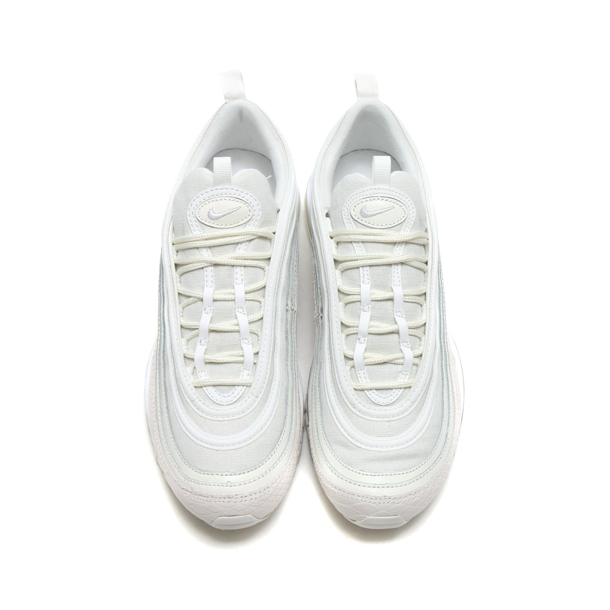 NIKE AIR MAX 97(耐克空气最大97)(SUMMIT WHITE/SUMMIT WHITE)17FA-S
