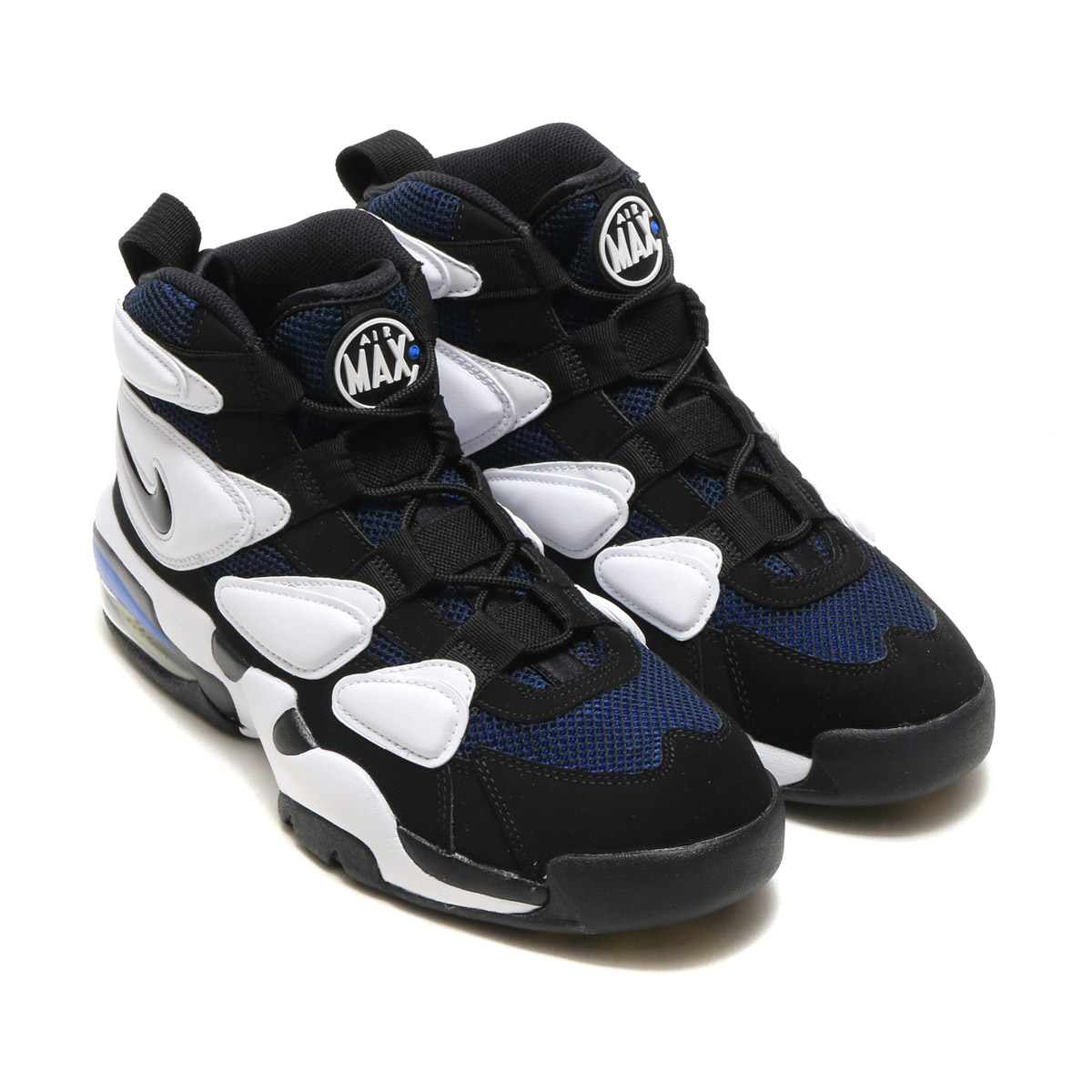 cheap for discount 2444c 5109b The Air Max 2 up tempo which sweeps over a street now that 20 years or more  passed from the debut with the coat. In powerful curve and クッショニング of ...