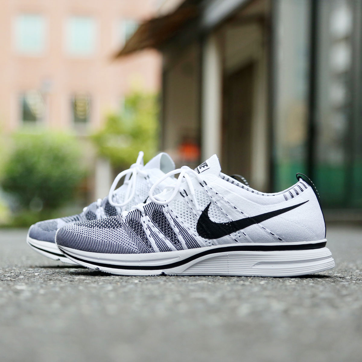 cbc595cbcc4e FLYKNIT TRAINER which came up in ロンチ of FLYKNIT is reproduction of the  expectation. One pair that I right want now that adopted an original color