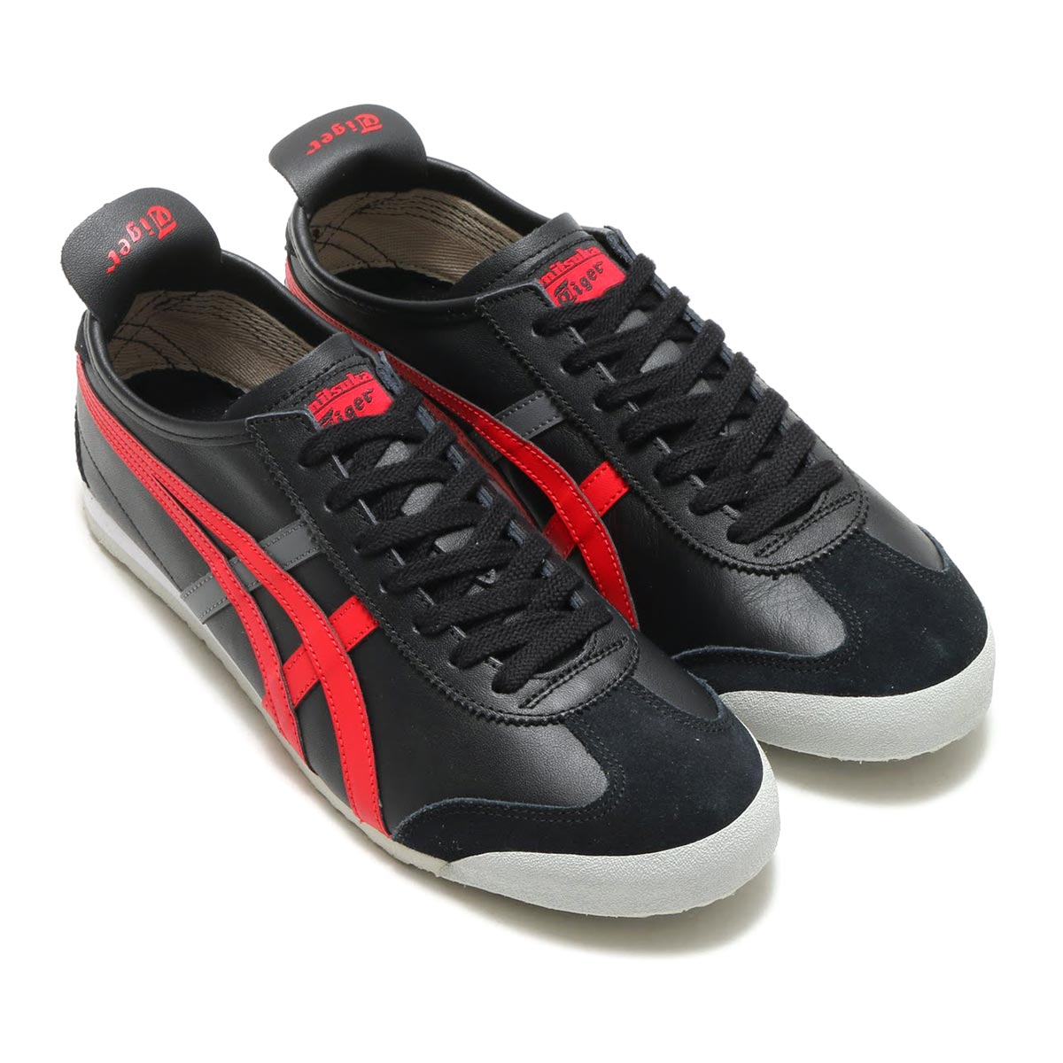 Onitsuka Tiger Black And Red Saleup To 43 Discounts Sepatu Bayi White