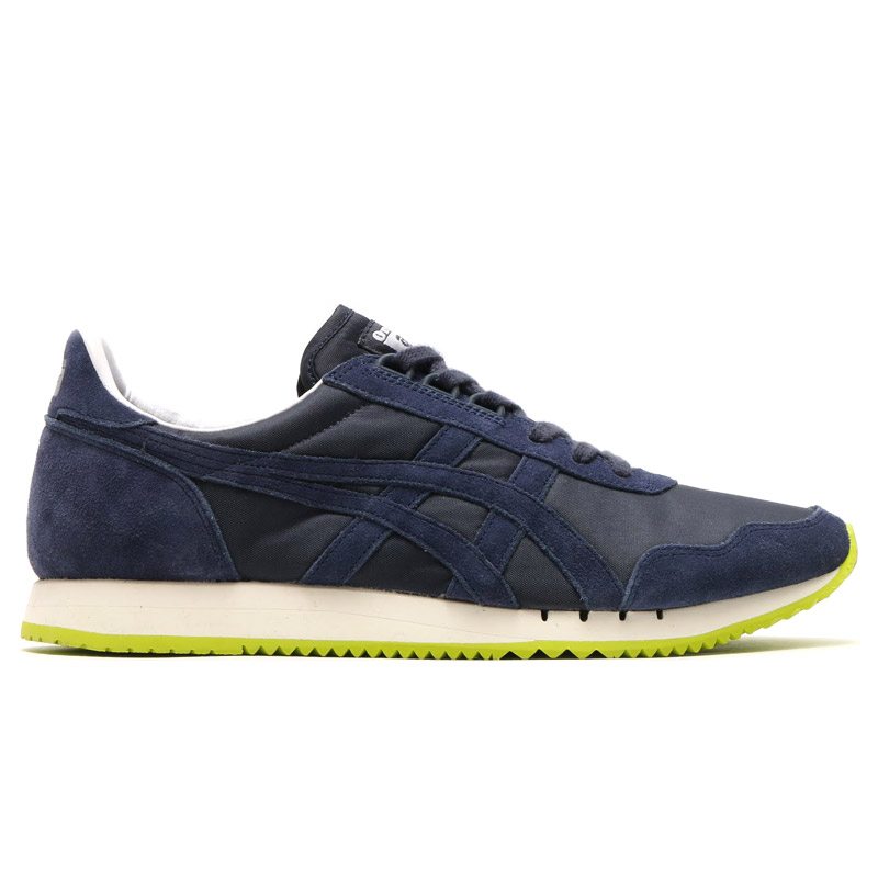 Onitsuka Tiger DUALIO (オニツカ 타이거 デュアリオ) INDIAN INK/INDIAN INK 16SS-I