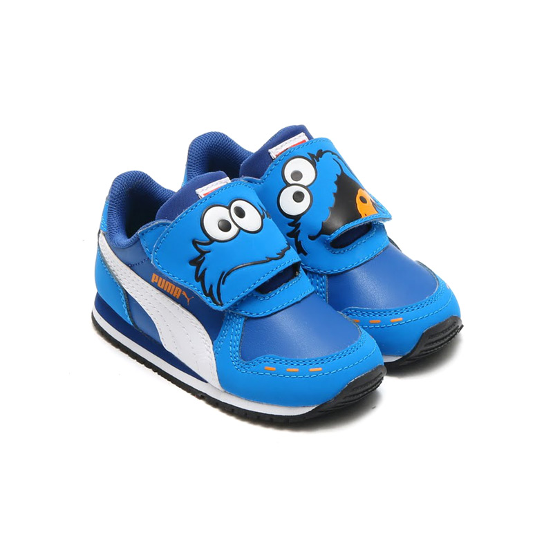 cookie monster puma trainers