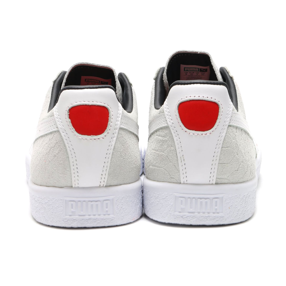 PUMA CLYDE GCC (퓨마 클라이드 GCC) (03 PUMA WHITE-PU) 17 SP-I