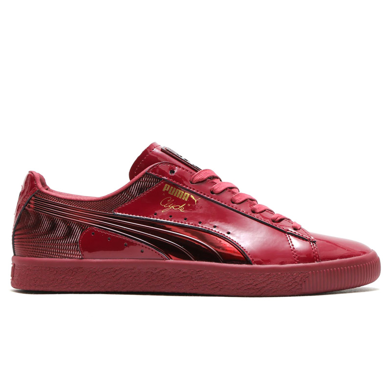 6a6706ac848 Marathon time store all points up to 20 times! PUMA CLYDE WRAITH (rich PUMA  Clyde) CORDOVAN 16FW-S