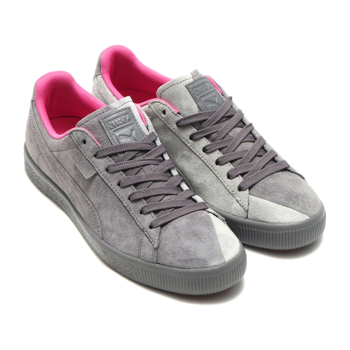 buy online 376ee 69ff3 PUMA X STAPLE CLYDE (Puma X stay pull Clyde) (02QUIET SHADE-D) 17SS-I