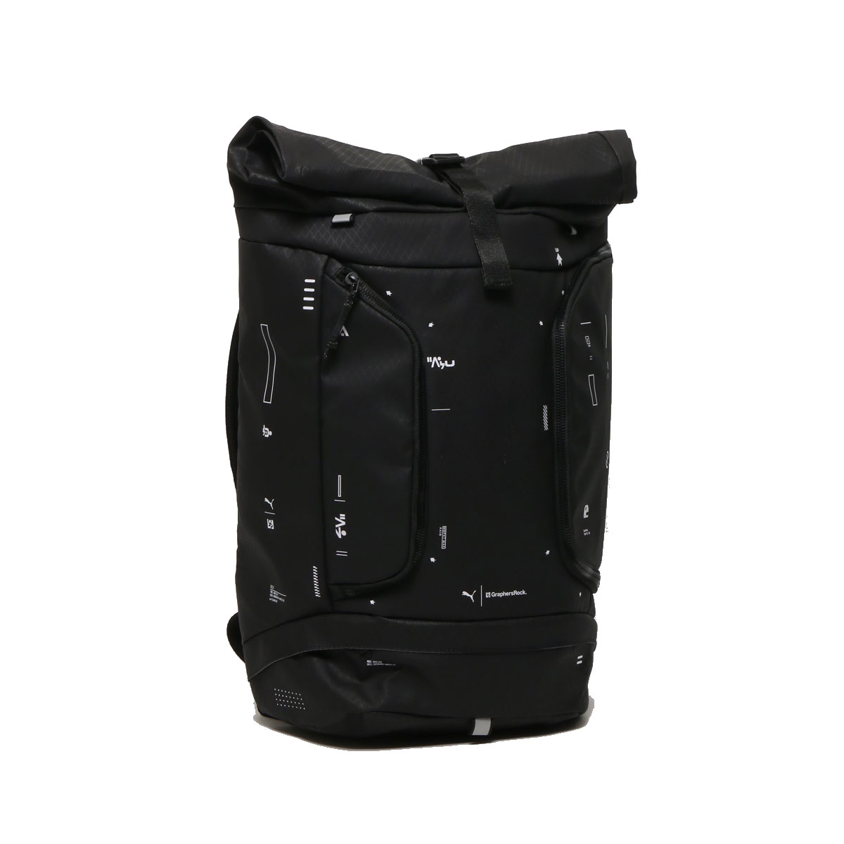 PUMA BACK PACK BY GR(プーマ バックパック BY GR)(PUMA BLACK)18SP-I