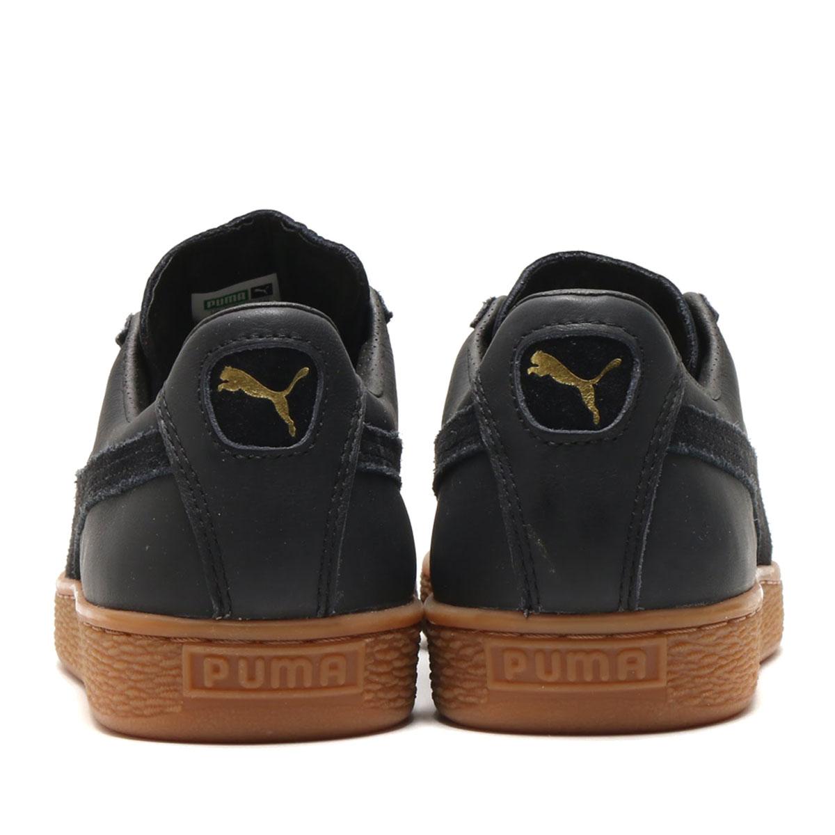 puma basket classic gum