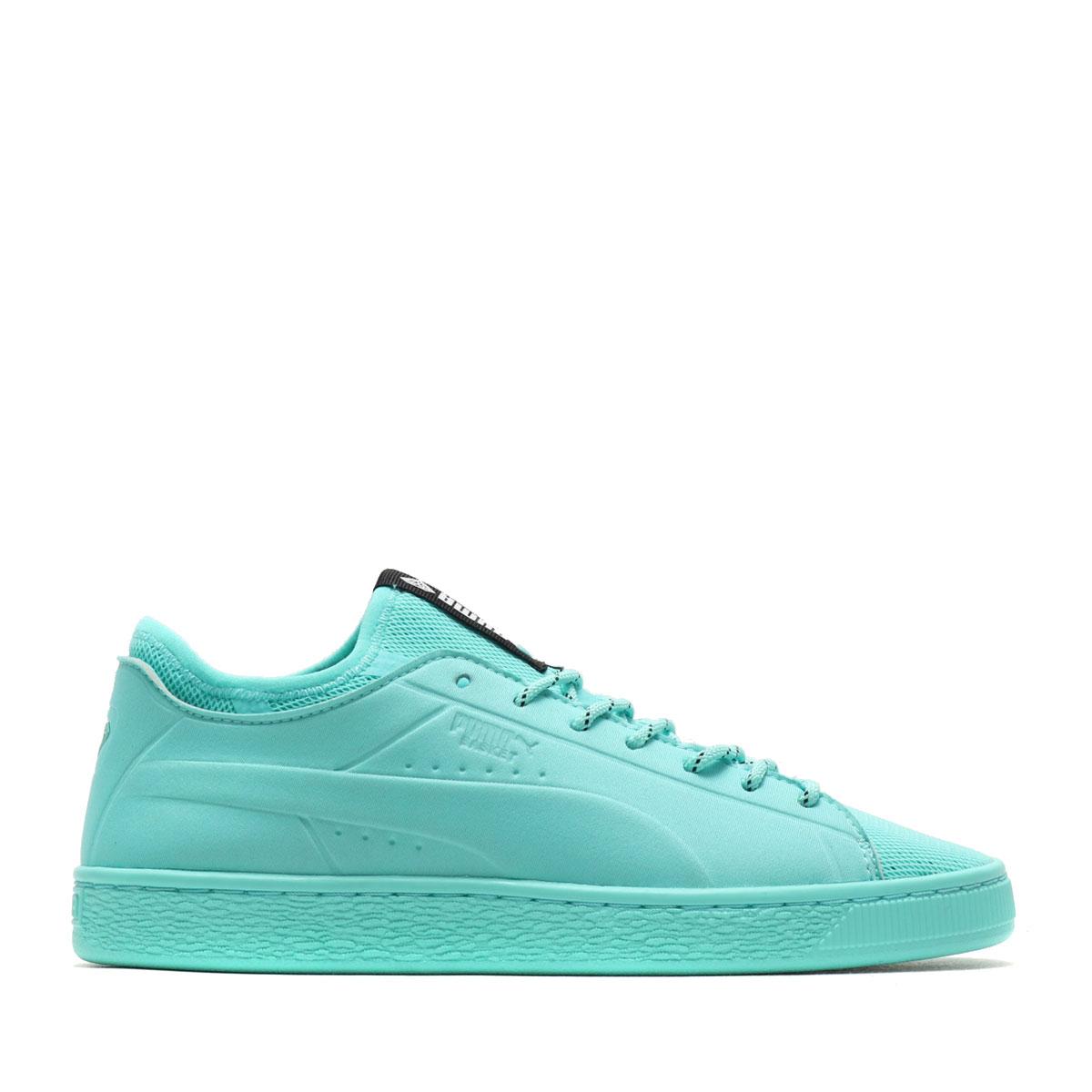 sports shoes e0146 613b1 PUMA BASKET SOCK LO DIAMOND (プーマバスケットソック LO diamond) (DIAMOND BLUE)