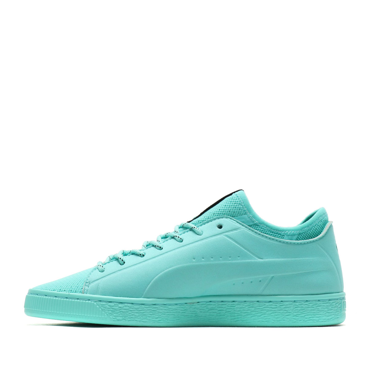 sports shoes db0e1 35e3d PUMA BASKET SOCK LO DIAMOND (プーマバスケットソック LO diamond) (DIAMOND BLUE)