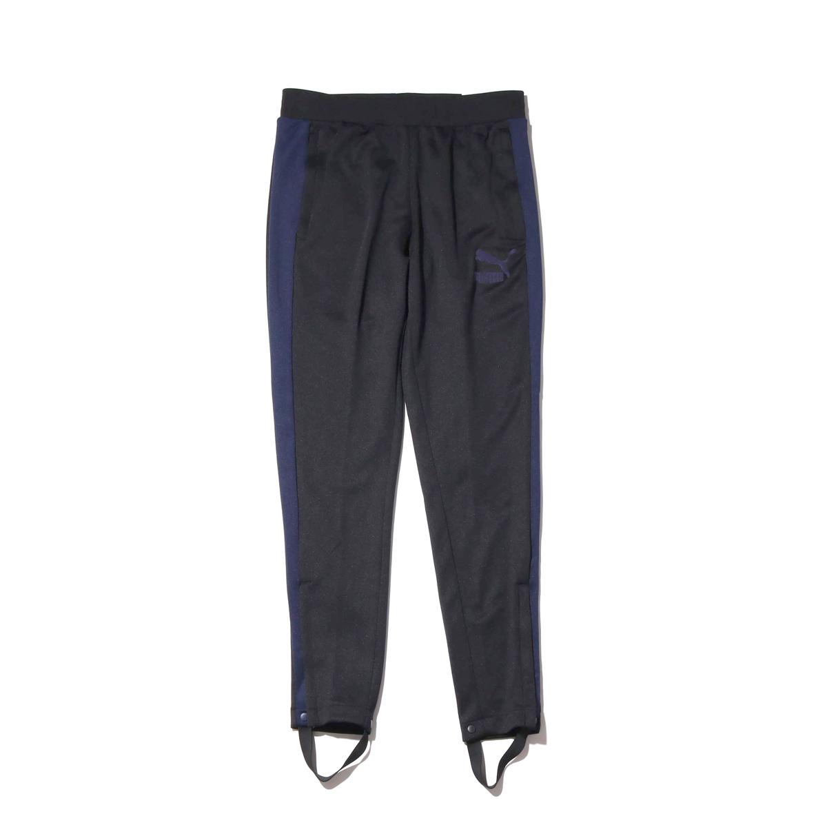 PUMA T7 VINTAGE TRACK PANTS(プーマ T7 ヴィンテージ トラック パンツ)PUMA BLACK-PE【メンズ パンツ】18FA-I