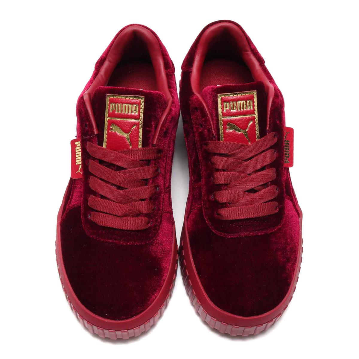 puma cali velvet women's sneakers - 65