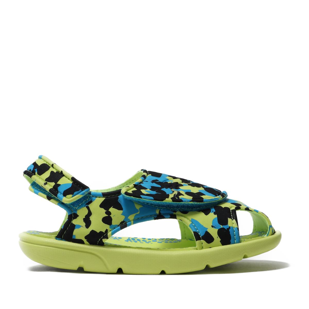 c30beaef24 PUMA SUMMER SANDAL 2 CAMO INFANT (Puma summer sandals 2 カモインファント) HAWAIIAN  OCEAN
