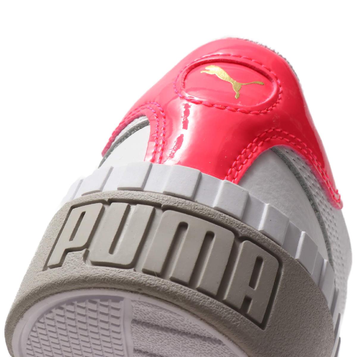 PUMA CALI REMIX WMNS プーマ カリ リミックス ウィメンズ PUMA WHITE PU レディース スニーカMGLSzVqpU