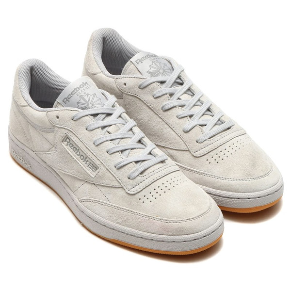 8bf076630dce5 ☆Super sale period-limited ☆ point 20 times! Reebok CLUB C 85 TG (Reebok  club C 85 TG) (STEEL CARBONGUM) 17SS-I