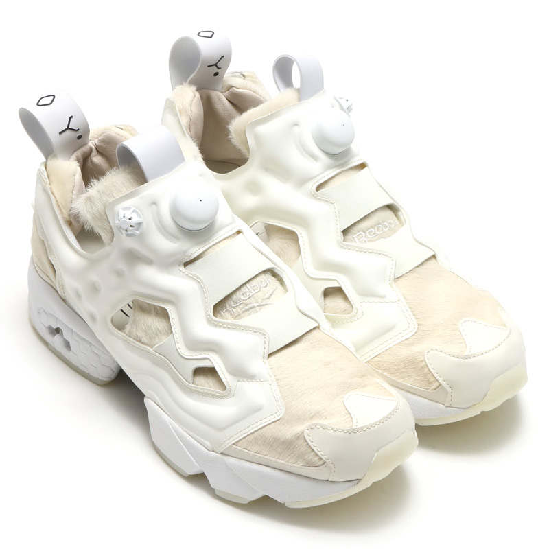 Reebok INSTAPUMP FURY SB(リーボック インスタ ポンプフューリー)(BIANCO/WHITE/WHITE/CHOKE/CHOKE【メンズ スニーカー】16FW-S
