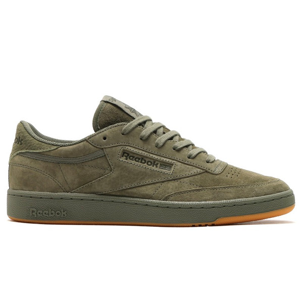 26049821fbe ☆Super sale period-limited ☆ point 20 times! Reebok CLUB C 85 TG (Reebok  club C 85 TG) (HUNTER GREEN POLAR GREEN GUM) 17SS-I