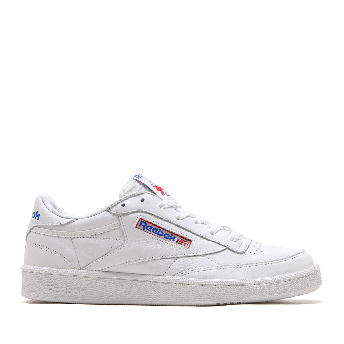 867a1ca5115 Reebok CLUB C 85 SO (Reebok club C 85 SO) (WHITE LGH SOLID GRAY VITAL  BLUE PRIMAL RED BLACK) 17FW-S