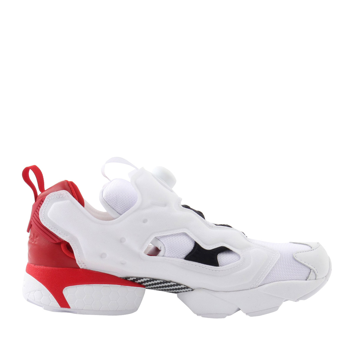 Reebok INSTAPUMP FURY POP (リーボックインスタポンプフューリー POP) (WHITE/SCARLET/BLACK) 17SS-S