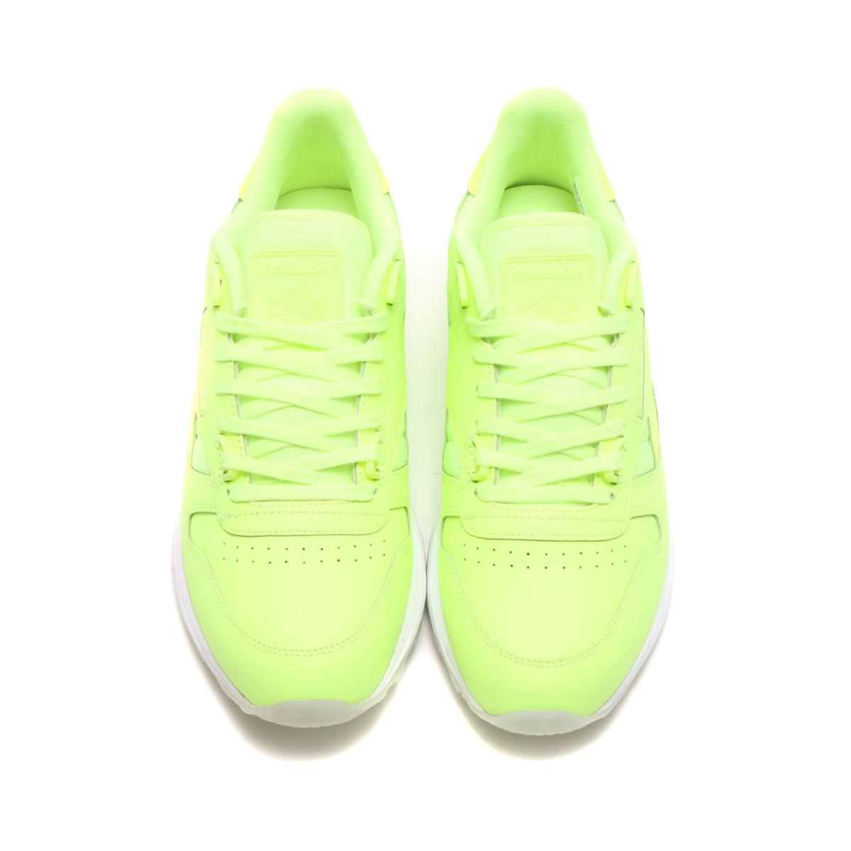 Reebok CL LEATHER 2.0 GID (Reebok CL leather 2.0 GID) ELECTRICL WHITE 18SS-S df4713420f
