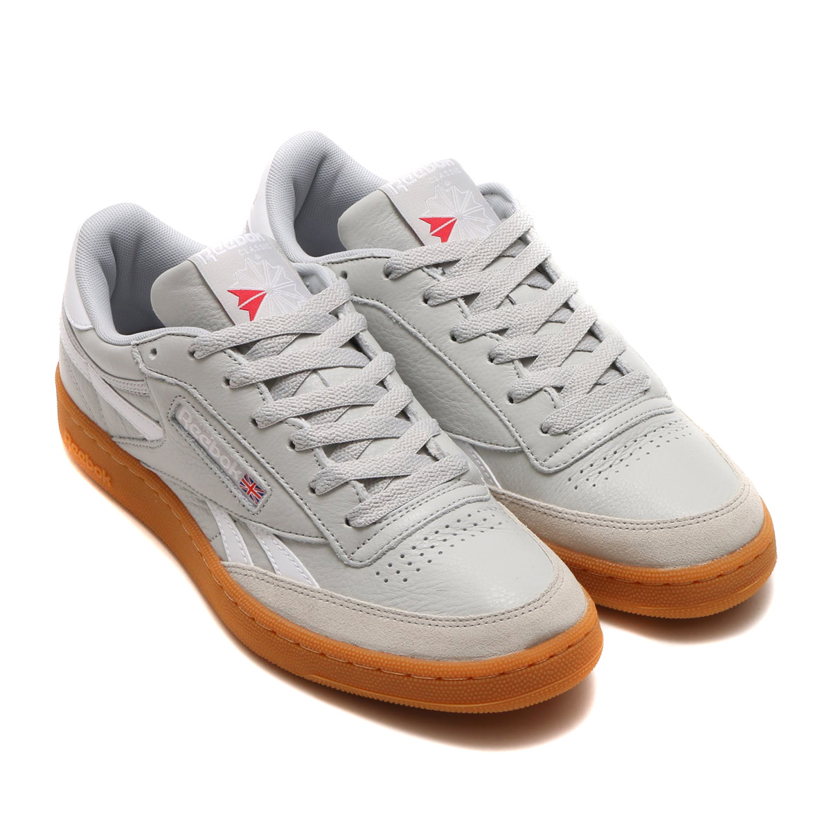 a05357cebd4 REVENGE PLUS where was made raunch in 1986 in the next year of the release  of CLUB C of REEBOK. The looks closely resembles it with CLUB C